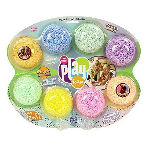 Educational Insights Playfoam - Combo 8-Pack 【知育玩具 つぶつぶ粘土遊び】 プレイフォーム コンボ(8個入り) 正規品,おもちゃ,大人,