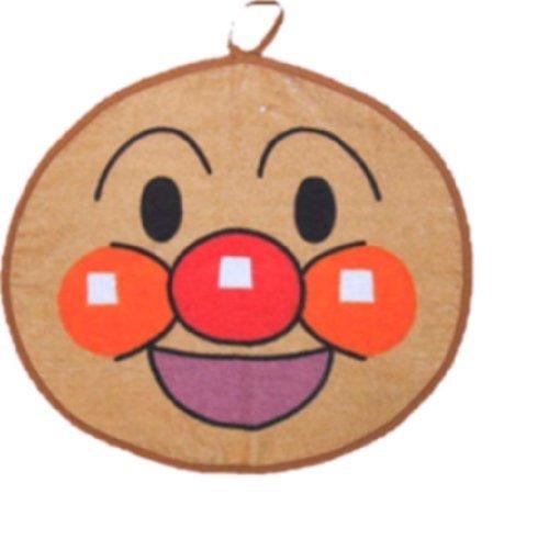 アンパンマン顔型ループ付ハンドタオル アンパンマン 328986,ループ,タオル,