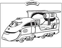 チャギントン ぬりえダウンロード フジテレビ公式ページ,電車,アニメ,チャギントン
