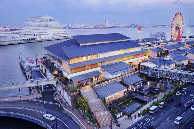 神戸モザイクモール,神戸,アンパンマンこどもミュージアム,
