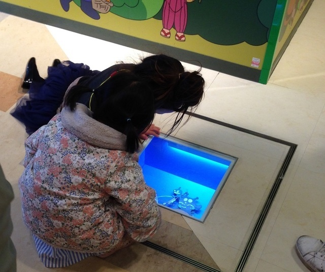 神戸アンパンマンミュージアム&モール展示,神戸,アンパンマンこどもミュージアム,