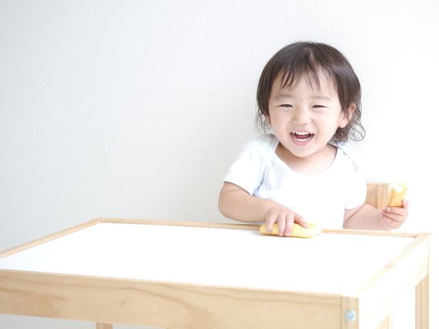 パンを食べる女の子,神戸,アンパンマンこどもミュージアム,