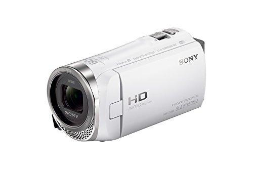ソニー SONY ビデオカメラ HDR-CX485 32GB 光学30倍 ホワイト Handycam HDR-CX485 WC,デジタル,ビデオ,カメラ