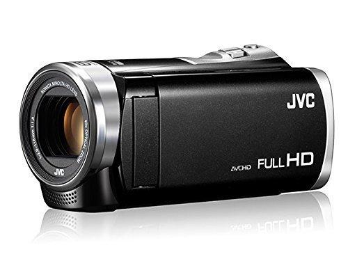 JVC ハイビジョン メモリームービー Everio GZ-E155-B,デジタル,ビデオ,カメラ
