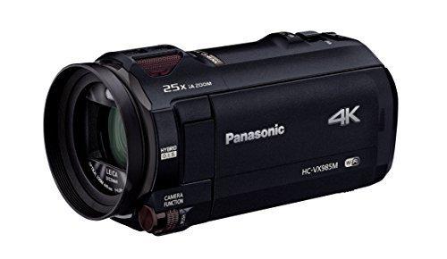 Panasonic デジタル4Kビデオカメラ VX985M 64GB あとから補正 ブラック HC-VX985M-K,デジタル,ビデオ,カメラ
