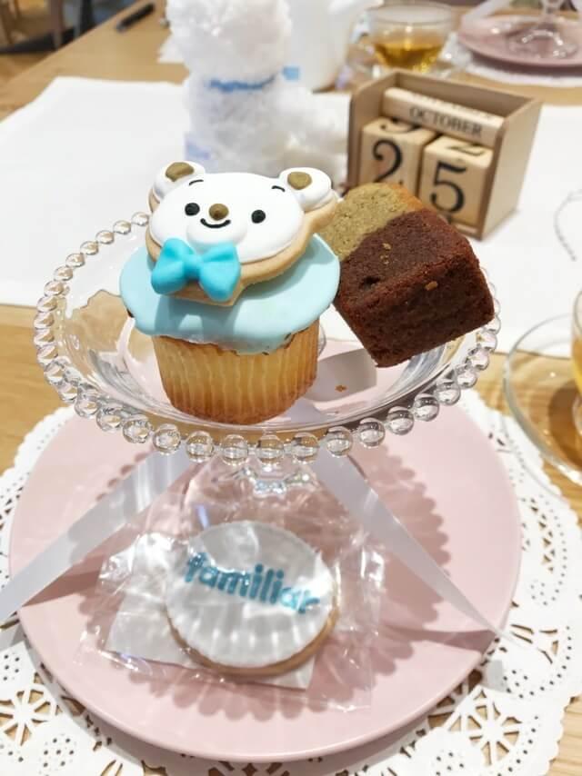 低糖質のお菓子♡,ファミリア代官山,