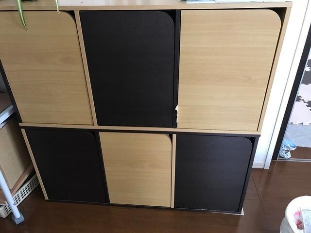 収納用フタ付きカラーボックス,絵本,収納,