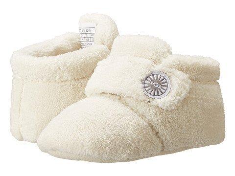 (アグ)UGG ベビーシューズ・スリップオン・クリブシューズ・靴 Bixbee (Infant/Toddler) Vanilla 6-12 Months n/a M [並行輸入品],ベビー,ブーツ,