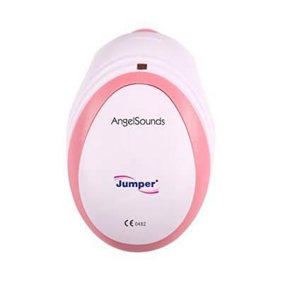 胎児超音波心音計 エンジェルサウンズ Angelsounds JPD-100S mini (ピンク),エンジェルサウンズ,