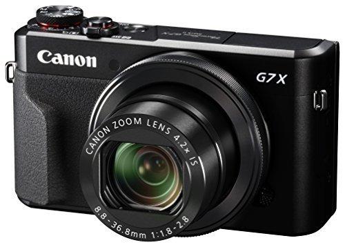 Canon デジタルカメラ PowerShot G7 X MarkII 光学4.2倍ズーム 1.0型センサー PSG7X MarkII,デジタルカメラ,おすすめ,
