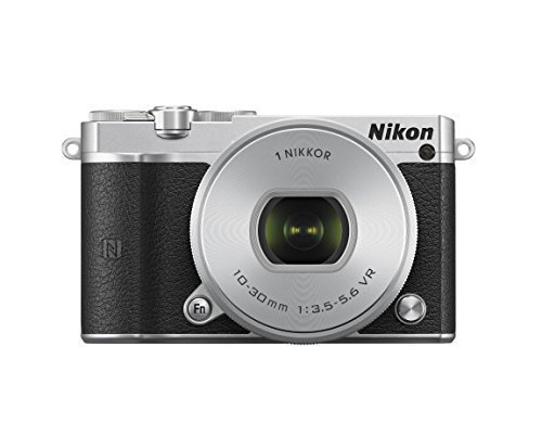 Nikon ミラーレス一眼 Nikon1 J5 標準パワーズームレンズキット シルバー J5HPLKSL,デジタルカメラ,おすすめ,