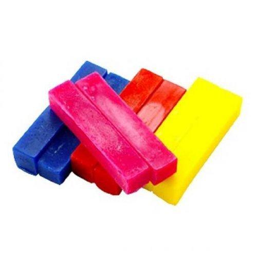 【手作りキャンドル材料】 着色用固形顔料 4色8本セット(固形キャンドル用) ka-A9900004,手作り,キャンドル,