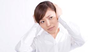 女性 耳,中耳炎,鼓膜切開,