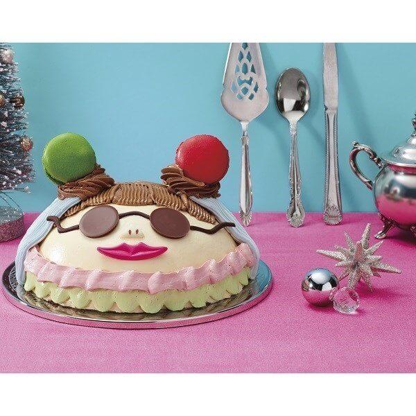 NAOMI'Sフェイスケーキ,クリスマス,ケーキ,通販
