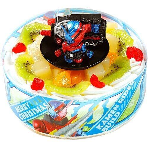キャラデコクリスマス 仮面ライダービルド 限定おもちゃ付き,クリスマス,ケーキ,通販