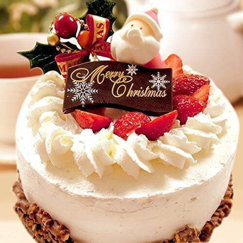 簡単手作りケーキ ママとつくろうオリジナル手作りケーキセット (ホイップ・クリスマス用),クリスマス,ケーキ,通販