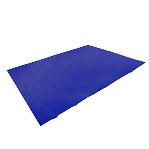 MRG(エムアールジー) 鉄棒 フロアマット 145cm×195cm トランポリン 遊具 滑り止め トレーニング エクササイズ マット (ブルー),室内鉄棒,