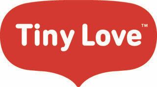 Tiny Love ロゴ,バウンサー,ベビージム,