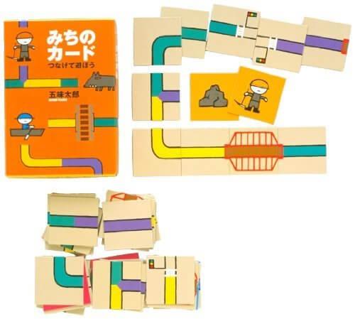 五味太郎 みちのカード ([バラエティ]),カードゲーム,おすすめ,
