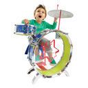 トイザらス ブルーイン SING&PLAY はじめてのドラムセット,おもちゃ,楽器,