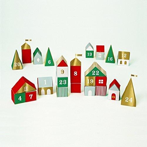 アドベントカレンダー クリスマス までのカウントダウン /merimeri (メリメリ),クリスマス,アドベントカレンダー,