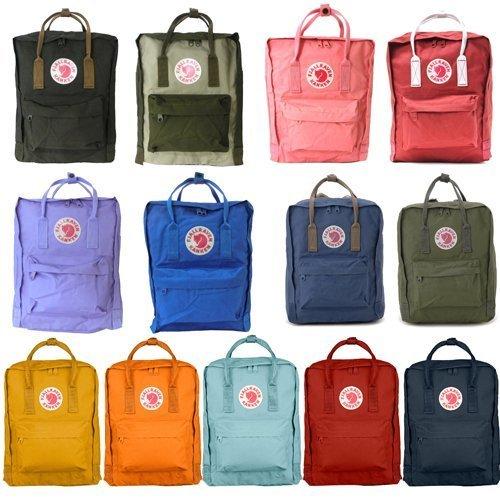 フェールラーベン FJALLRAVEN 【正規品直輸入】カンケン カンケンバッグ kanken リュック デイパック 16L F23510 ユニセックス 2WAY バッグ 鞄 (ネイビー(560)) [並行輸入品],子育て,リュック,