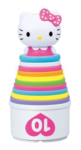 Hello Kitty コップタワー No.5377,おもちゃ,1歳,