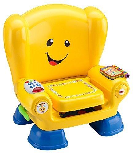 フィッシャープライス Fisher- Price スマートステージ・バイリンガル・チェア にこにこ!ラーニング 対象年齢1才~ 日本語と英語が学べる(CJY02),おもちゃ,1歳,