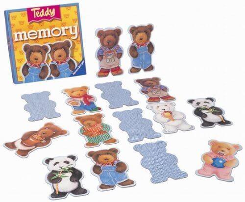 ラベンスバーガー テディ・メモリー,おもちゃ,ゲーム,
