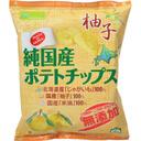 ノースカラーズ 純国産ポテトチップス 柚子 53g【あす楽対応】,安心,お菓子,