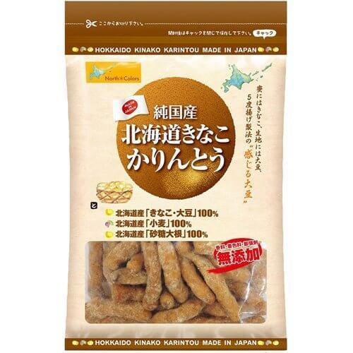 純国産北海道きなこかりんとう 125g,安心,お菓子,