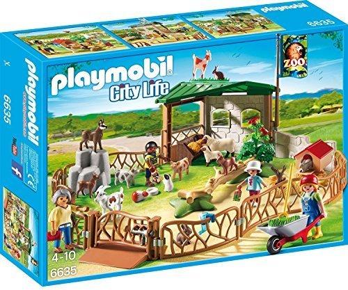 Playmobil(プレイモービル) ふれあい動物園 6635 [並行輸入品],プレイモービル,