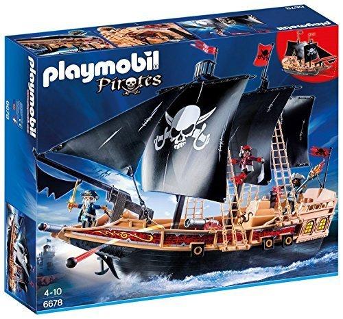 Playmobil(プレイモービル) 黒い帆の海賊船 6678 [並行輸入品],プレイモービル,