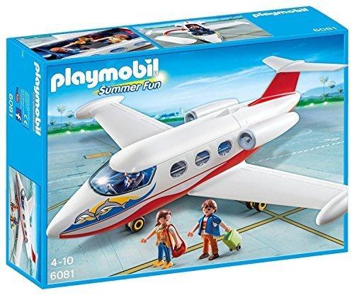 Playmobil(プレイモービル) 飛行機 6081 [並行輸入品],プレイモービル,