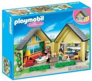 PLAYMOBIL (プレイモービル) Dollhouse (ドールハウス) プレイセット ブロック おもちゃ (並行輸入),プレイモービル,