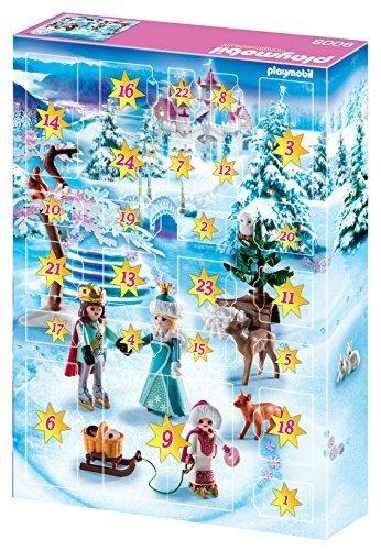 クリスマス アドベントカレンダー プレイモービル 9008,プレイモービル,