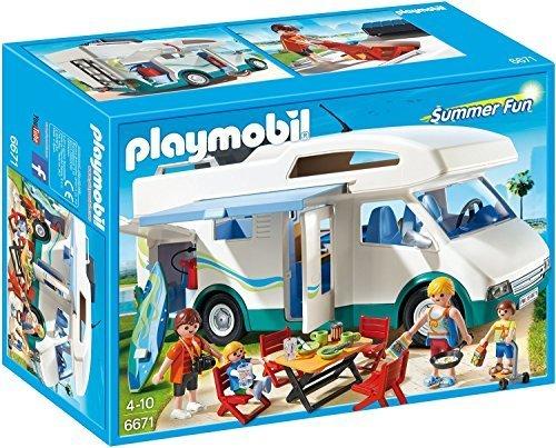 PLAYMOBIL (プレイモービル) キャンピングカー 6671 [並行輸入品],プレイモービル,