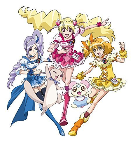 フレッシュプリキュア! Blu-rayBOX vol.1(完全初回生産限定),プリキュア,人気,