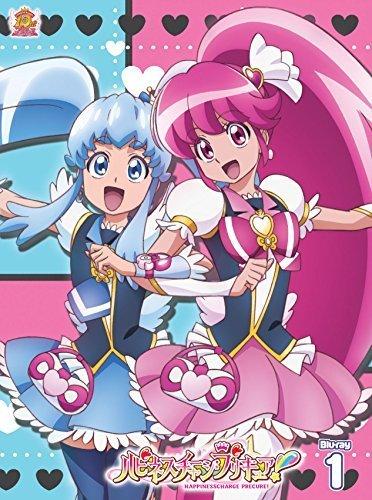 ハピネスチャージプリキュア! 【Blu-ray】 Vol.1,プリキュア,人気,