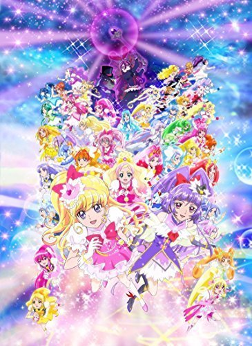 映画プリキュアオールスターズ みんなで歌う♪奇跡の魔法!(DVD特装版),プリキュア,人気,