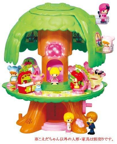 こえだちゃん おしゃべりコレクション こえだちゃんと木のおうち,こえだちゃん,おもちゃ,おすすめ