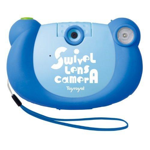 KIDS デジタルカメラ ブルー No.8834,5歳,おもちゃ,男の子