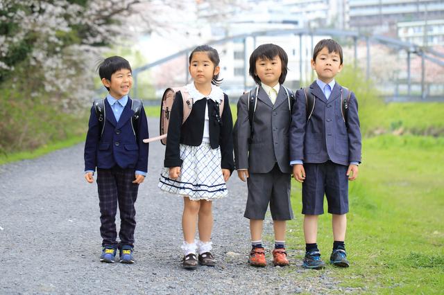 入学式,子供服,レンタル,