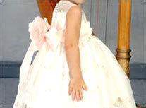 フリフワのドレス,子供服,レンタル,
