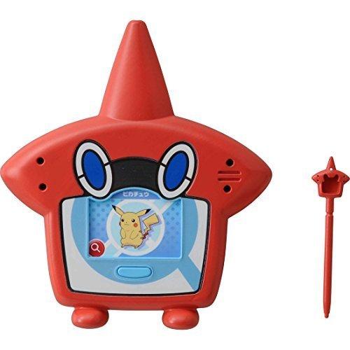 ポケットモンスター ロトム図鑑 DX,ポケモンのおもちゃ,