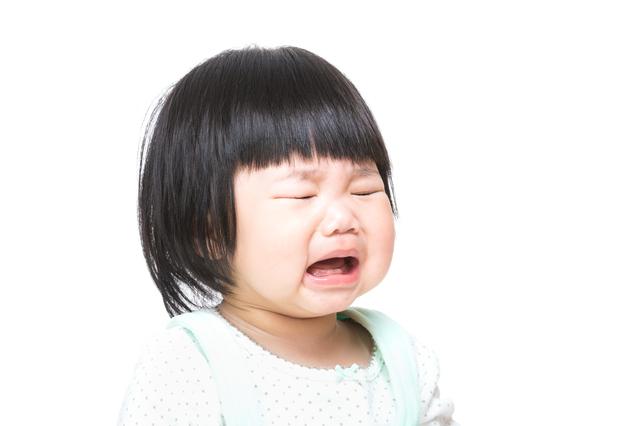 泣いている赤ちゃん 女の子 手足口病,赤ちゃん,手足口病,