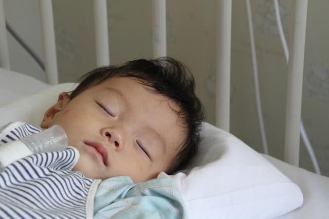 入院する子ども,RSウイルス,感染症,