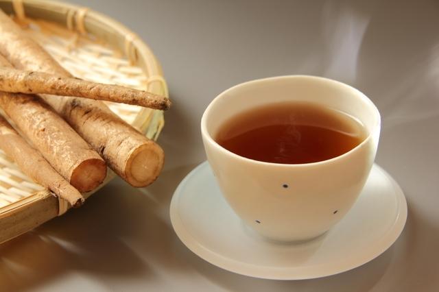 ごぼう茶,妊娠中,飲み物,
