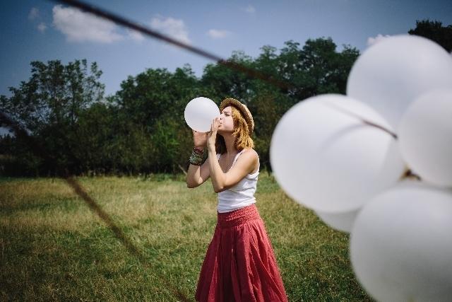 風船の写真,バルーン,出産,