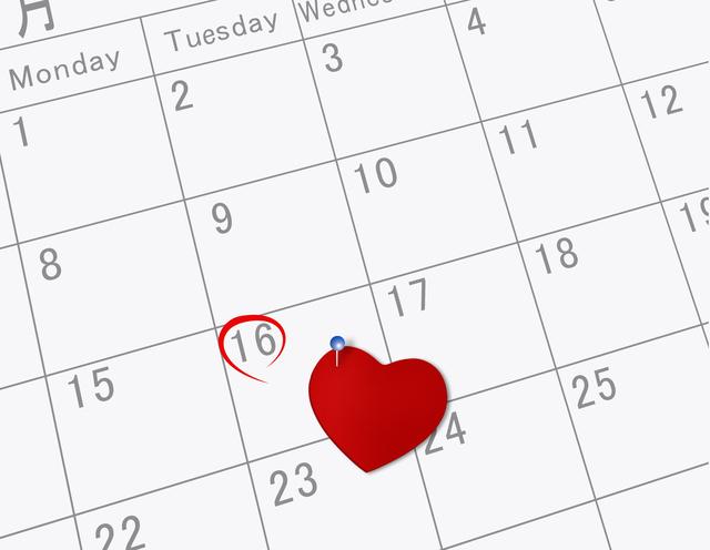 カレンダー,妊娠,40週,